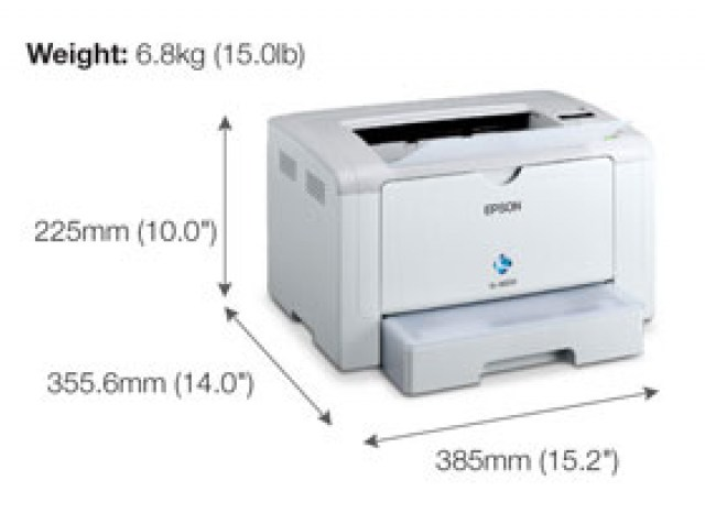 epsonalm200dn-dimension